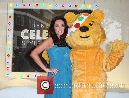 Tamara Ecclestone, Chipmunk and Kevin Pietersen 3
