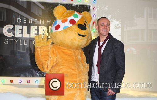 BBC Children in Need Celebrity Style challenge at...