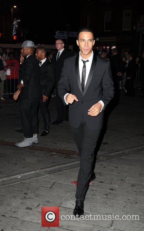 marvin humes of jls at the bbc 3613975