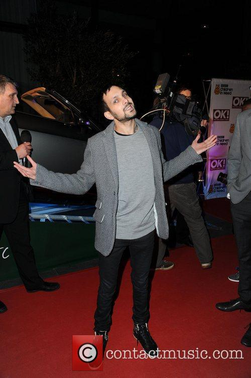 dynamo at the bbc children in need 3613941