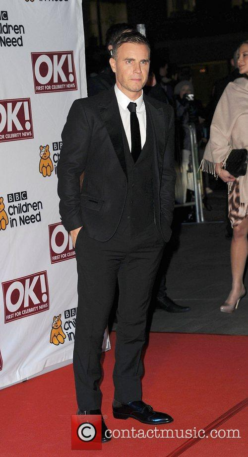 Gary Barlow,  at the BBC Children in...