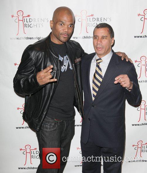 Darryl DMC McDaniels, Gov, David Paterson  Children's...