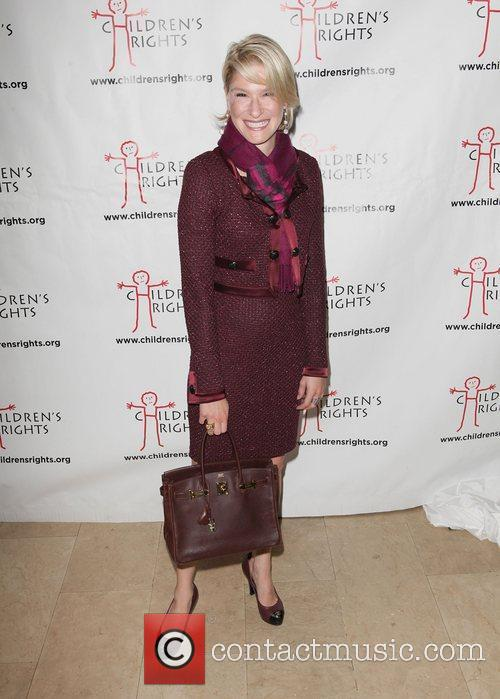 Julie Macklowe  Children's Rights' Sixth Annual Benefit...