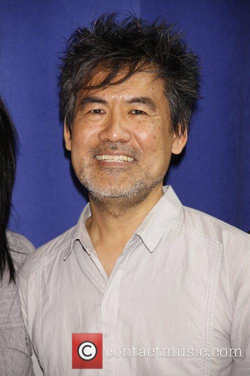David Henry Hwang Meet and greet with the...
