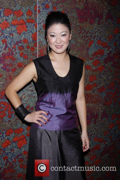 Jennifer Lim from the film 'Hostel' Opening night...