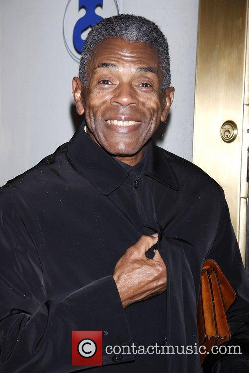 Andre deShields Opening night of the Broadway production...