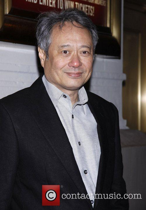Ang Lee Opening night of the Broadway production...