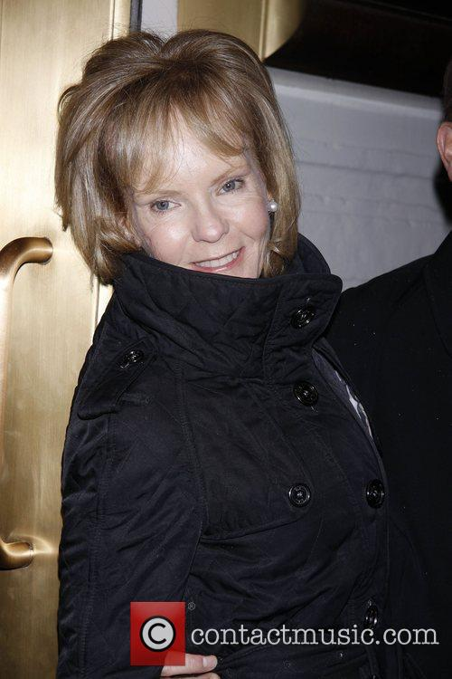 Deborah Rush Opening night of the Broadway production...