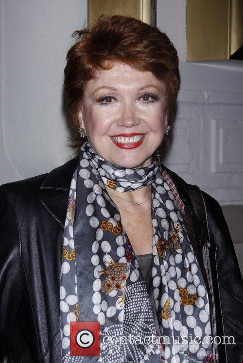 Donna McKechnie Opening night of the Broadway production...