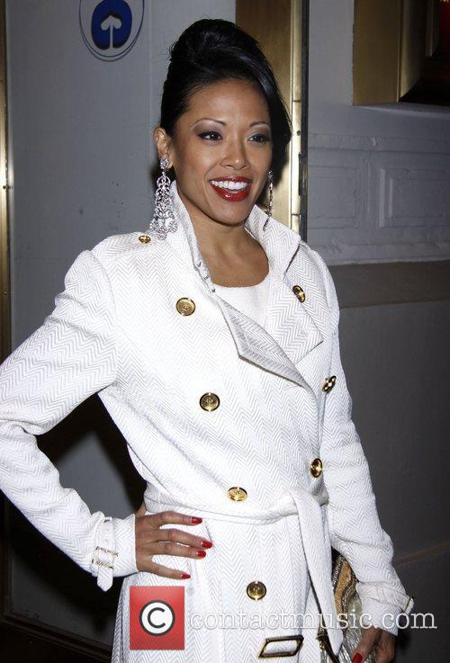 J. Elaine Marcos Opening night of the Broadway...