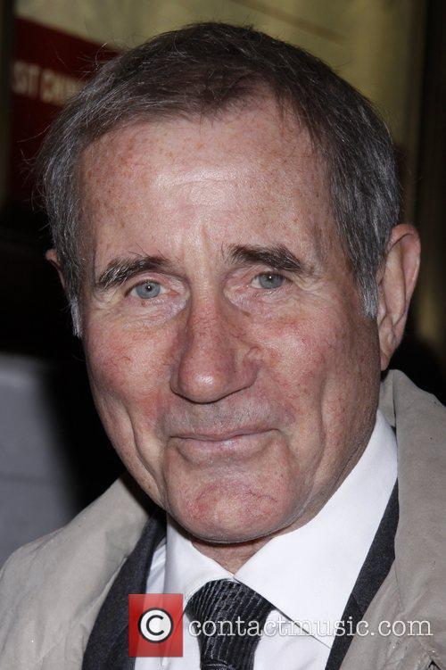 Jim Dale Opening night of the Broadway production...