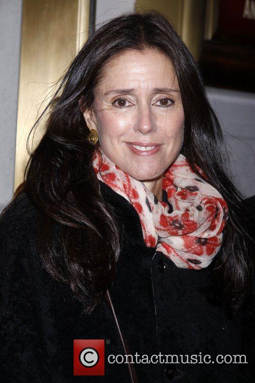 Julie Taymor Opening night of the Broadway production...