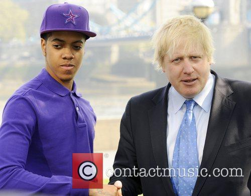 Chipmunk and Boris Johnson 7