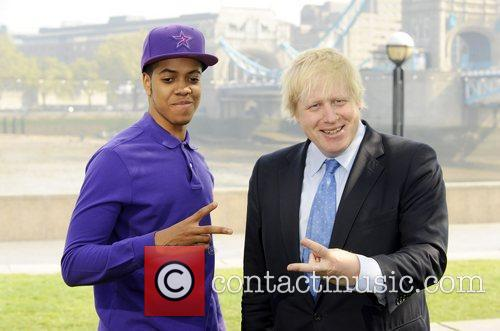 Chipmunk and Boris Johnson 9