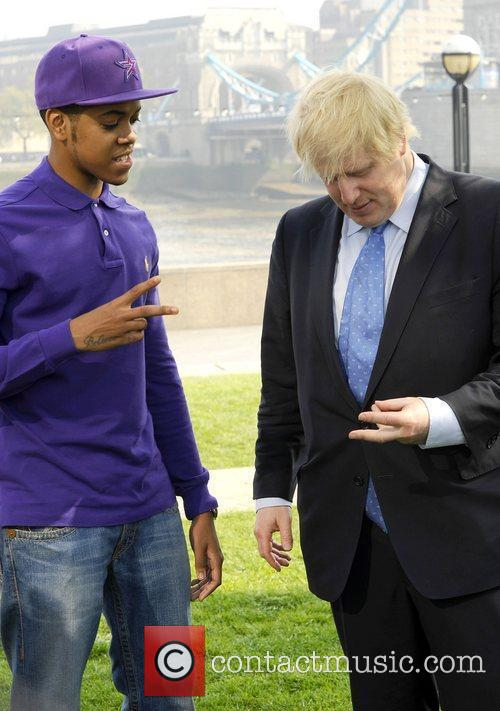 Chipmunk and Boris Johnson 11