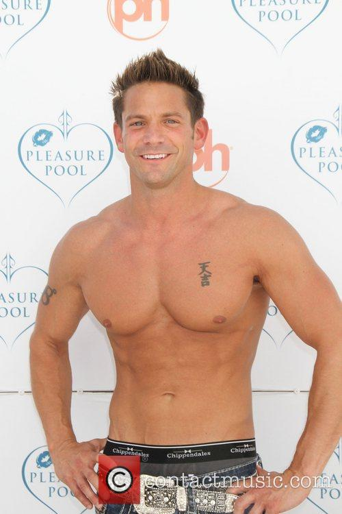 Jeff Timmons  The Chippendales host the Planet...