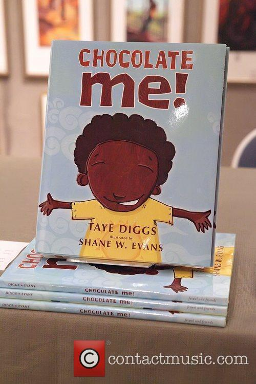 Book launch for 'Chocolate Me' at Books of...