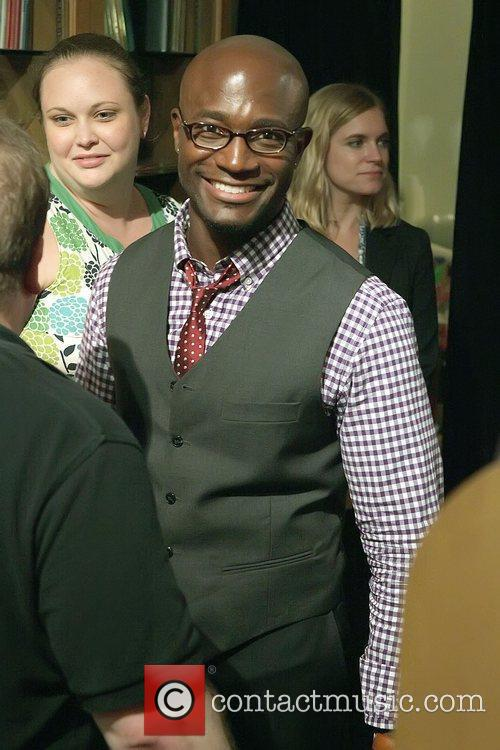 Taye Diggs promotes his new children's book 'Chocolate...