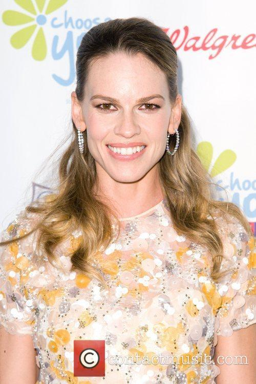 Hilary Swank The American Cancer Society and Executive...