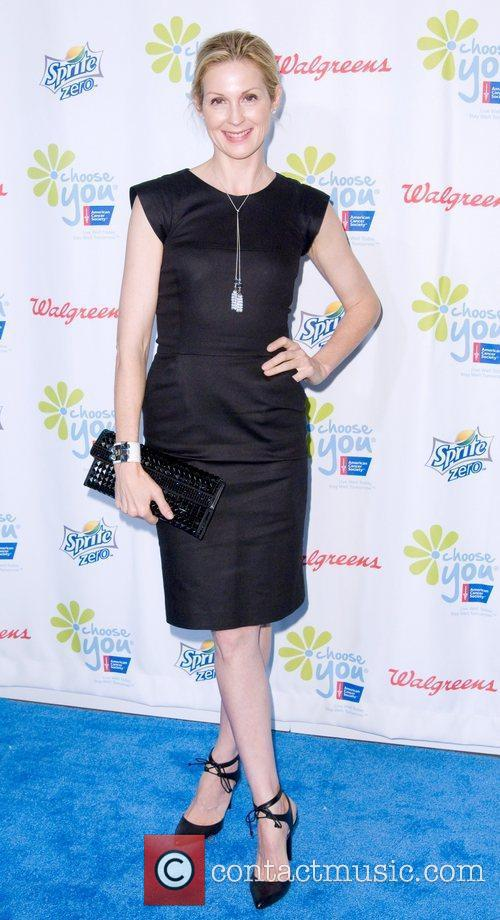 Kelly Rutherford The American Cancer Society and Executive...