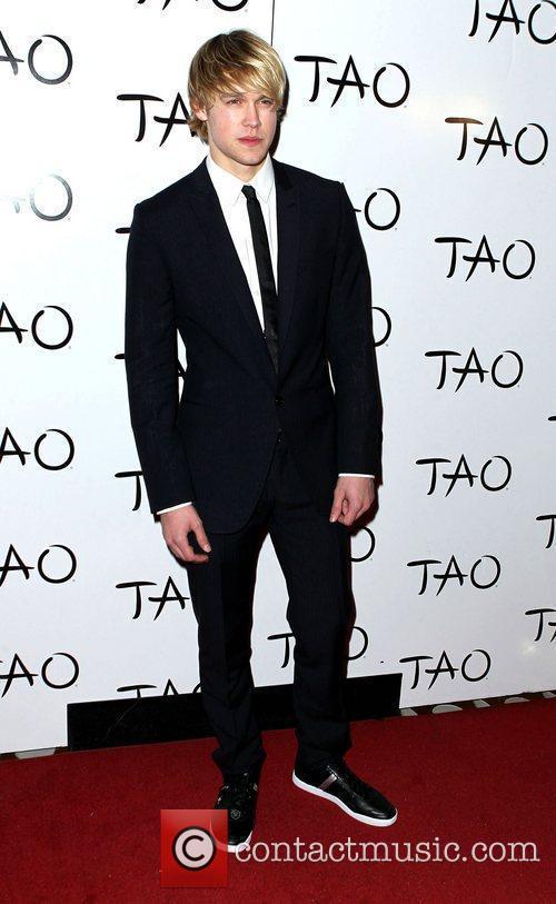 Chord Overstreet celebrates his birthday at TAO Nightclub...