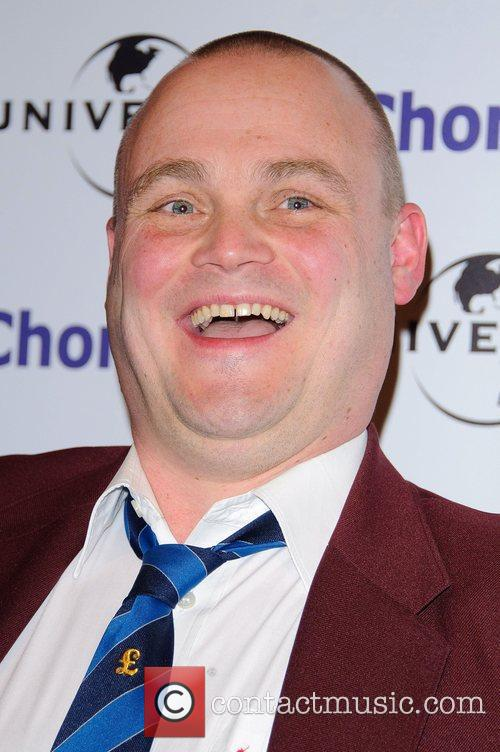 Al Murray Chortle Comedy Awards Arrivals at Floridita...