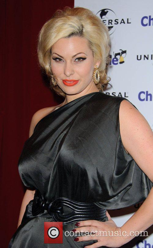 Imodesty Blaize Chortle Comedy Awards Arrivals at Floridita...