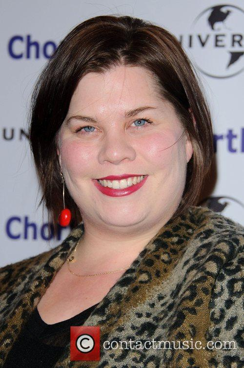 Katy Brand Chortle Comedy Awards Arrivals at Floridita...