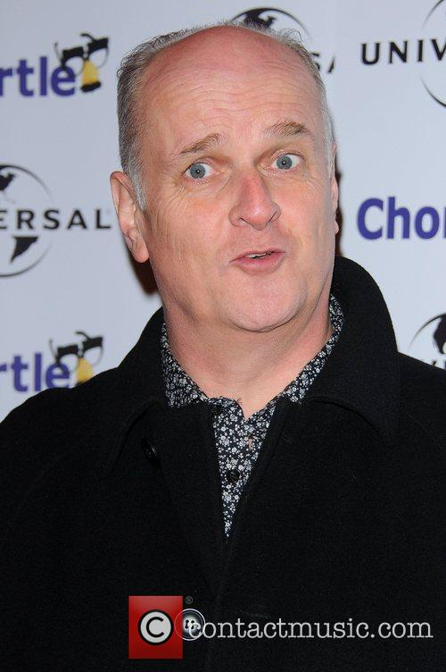 Peter Dickson Chortle Comedy Awards Arrivals at Floridita...