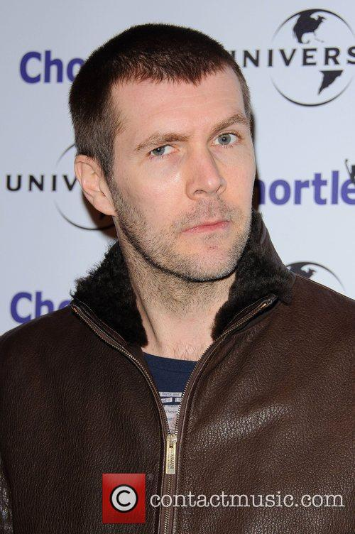 Rhod Gilbert Chortle Comedy Awards Arrivals at Floridita...