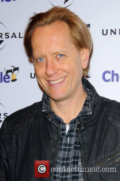 Richard E Grant Chortle Comedy Awards Arrivals at...