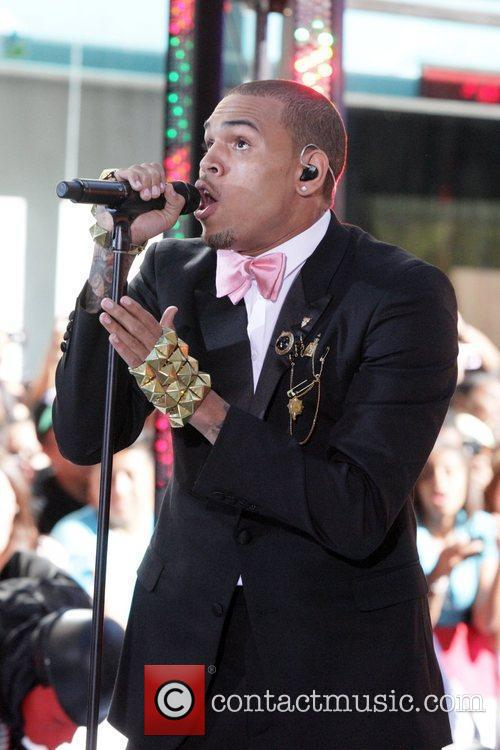 Chris Brown 38