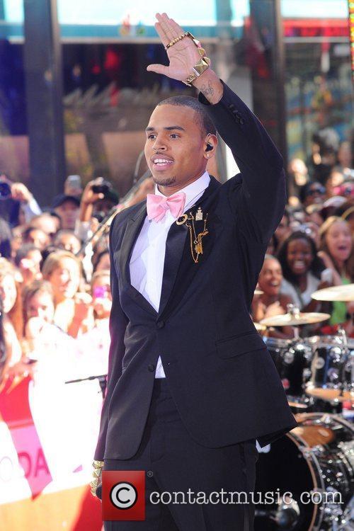 Chris Brown 45