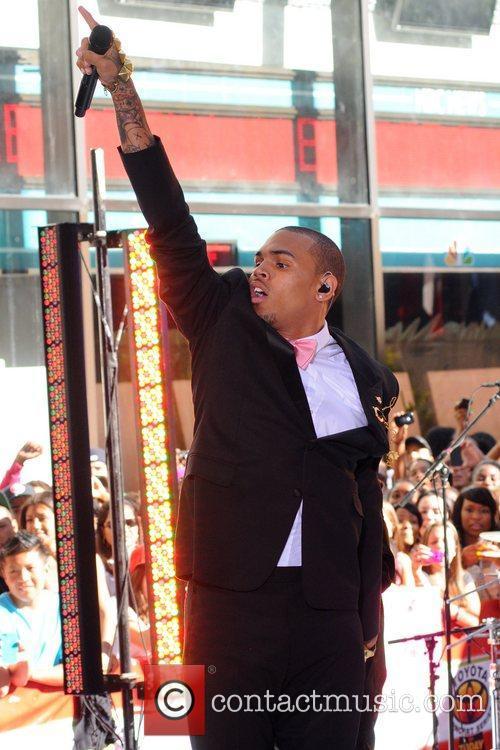 Chris Brown 68
