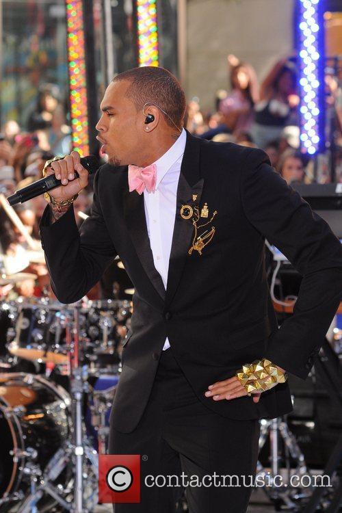 Chris Brown 60