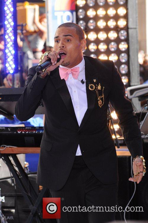 Chris Brown 92
