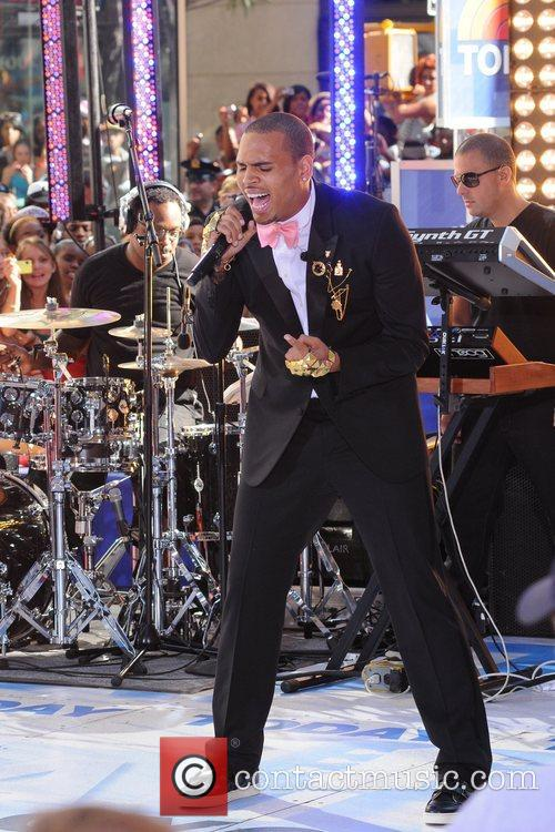 Chris Brown 96