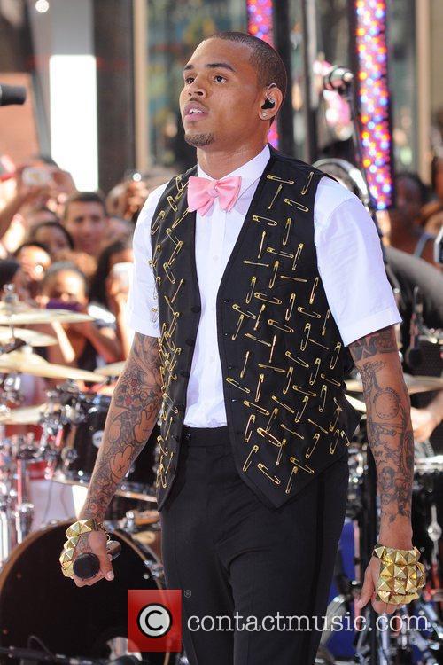 Chris Brown 77