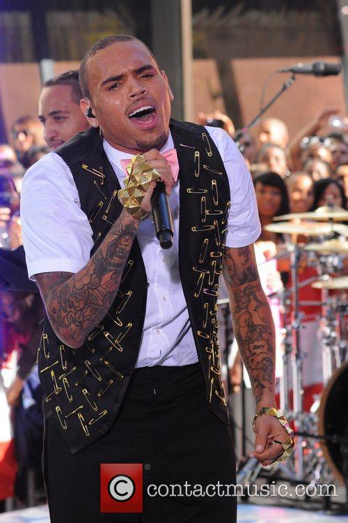 Chris Brown 93