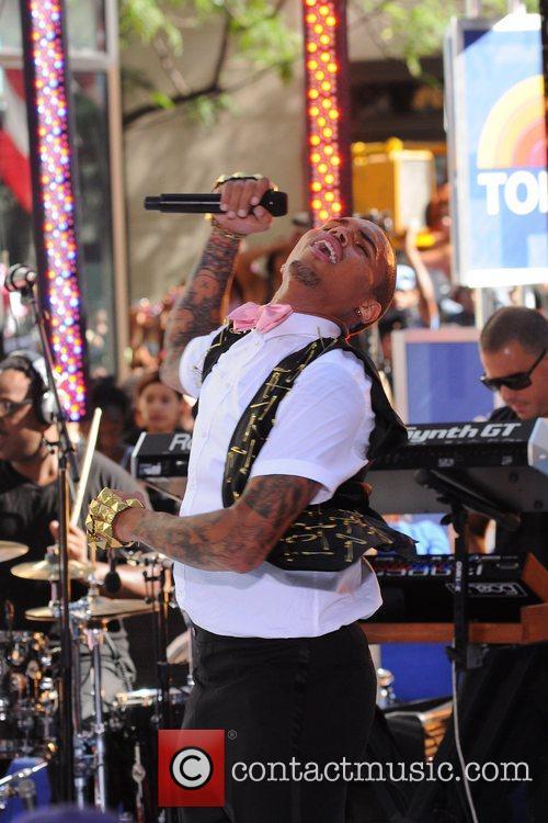 Chris Brown 50