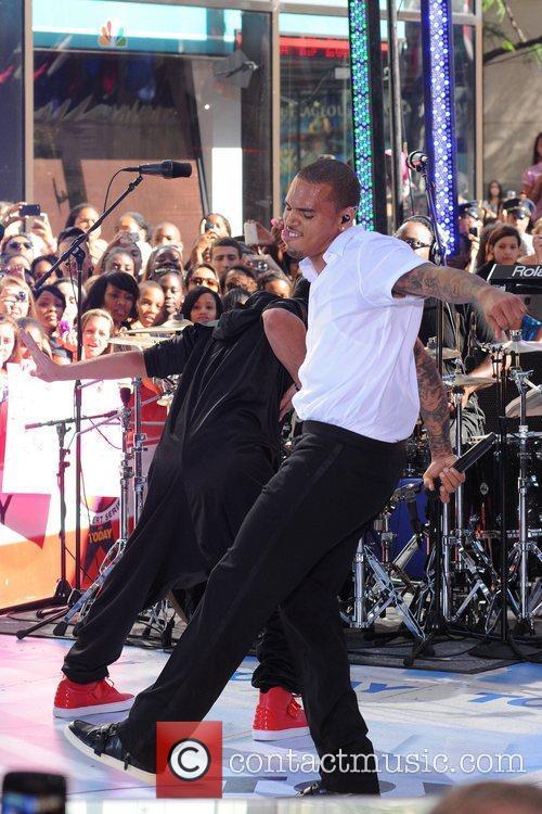 Chris Brown 91