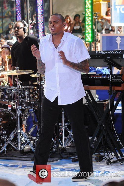 Chris Brown 41
