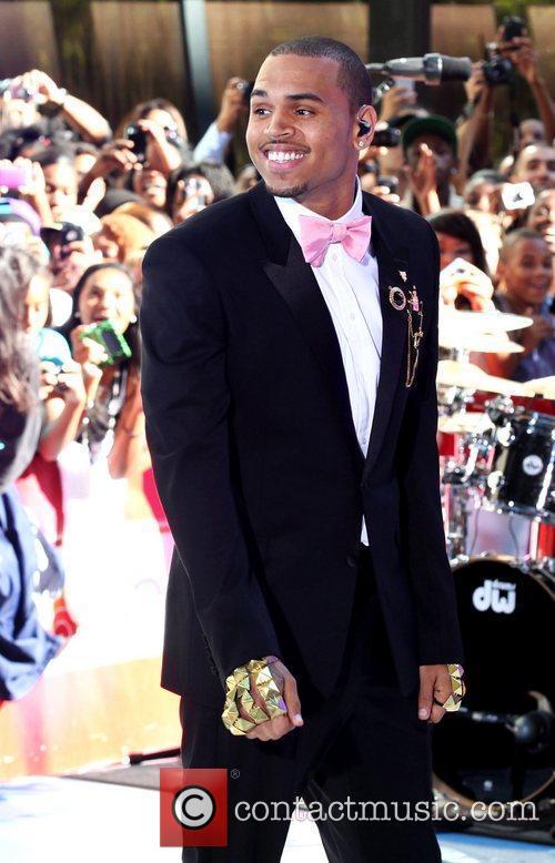 Chris Brown 106