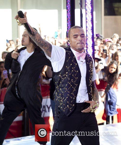 Chris Brown 102
