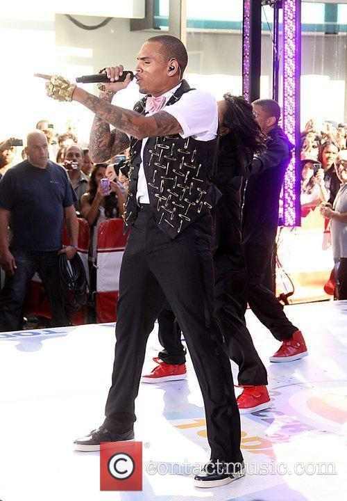 Chris Brown 21