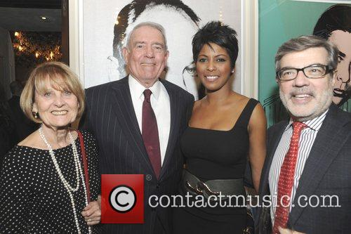 Dan Rather and Gramercy Park Hotel 1