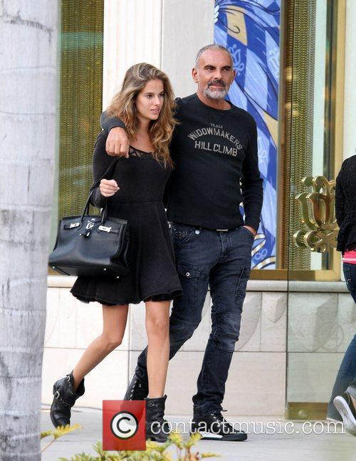 Christian Audigier and The Fashion 1