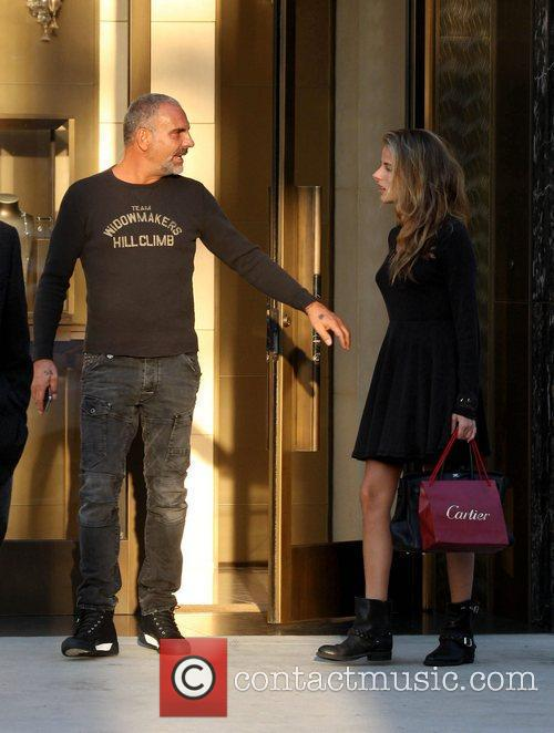Christian Audigier and The Fashion 19
