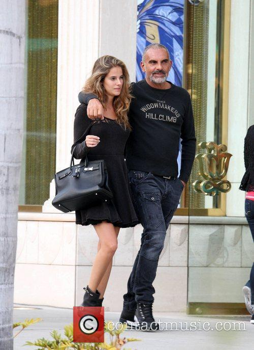 Christian Audigier and The Fashion 15