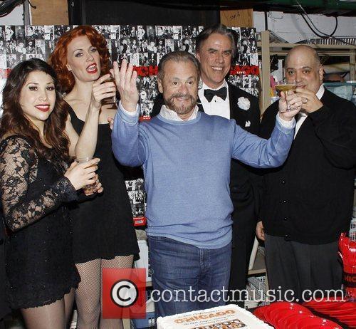 Bianca Marroquin, Leigh Zimmerman, Barry Weissler, Jeff McCarthy...